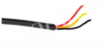 LED фара 30w 2режима Белый+Оранжевый SPOT_3