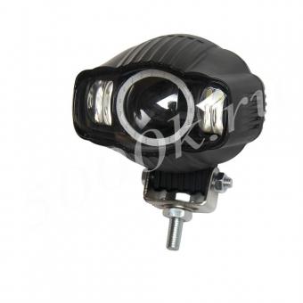 LED фара 30w Spot+DRL Комплект 2шт