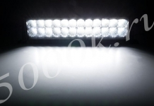 LED фара 60w Dual Color