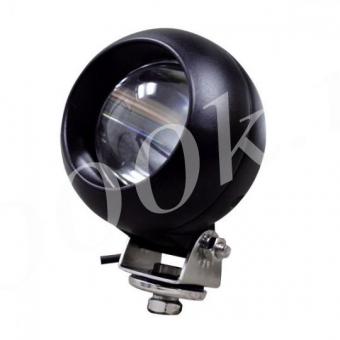 LED фара 25w Дальнего света 105мм