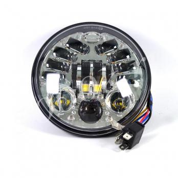LED фара головного света 5,75 (146мм) HH004С