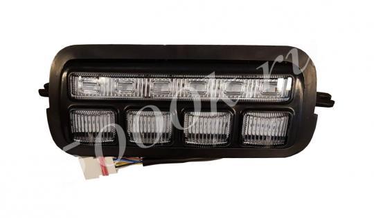 Дневные ходовые огни для NIVA-2121 LED (комплект 2шт)