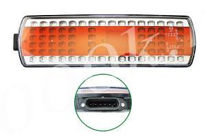 Фонарь задний LED правый (КамАЗ 5490, МАЗ 112.08.69)