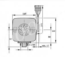 Автономный отопитель 12в 5КВт с полным установочным комплектом._4