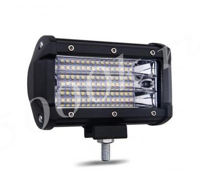 LED фара 27w PHILIPS LED 13см