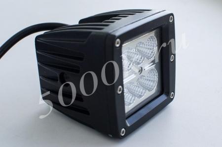 LED фара 18w Spot_2