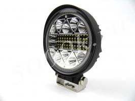 LED фара 40w Flood + STROBO 110мм