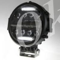 LED фара 50w дальнего света + DRL 180мм_3