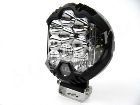 LED фара 45w 120мм
