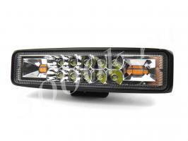 LED фара 16w 2режима