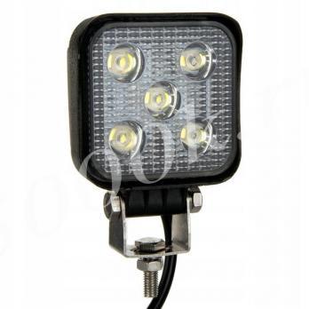 LED фара 15w дальнего света