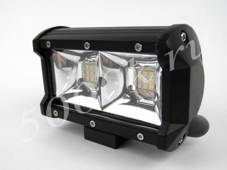 LED фара 18w PHILIPS LED 13см