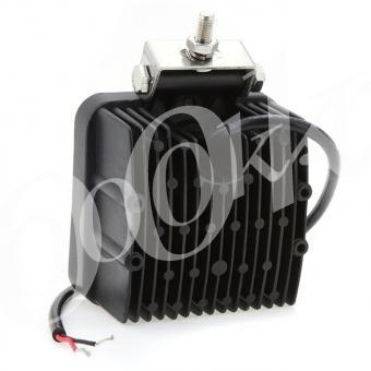 LED фара 40w Combo + DRL 110мм