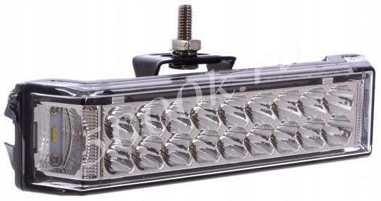 LED фара 25w 18см