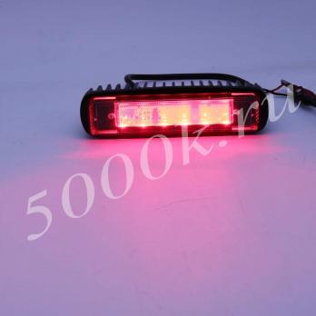 LED фара 18w (Зона безопасности)