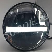 LED фара головного света 5,75 (146мм)_2