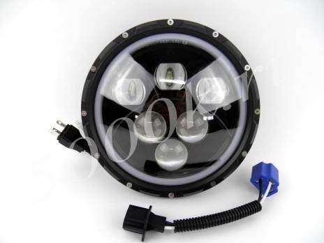 LED фара головного света JH09B BLACK