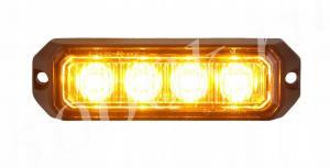 Спецсигнал желтый стробоскоп 12-24v_1