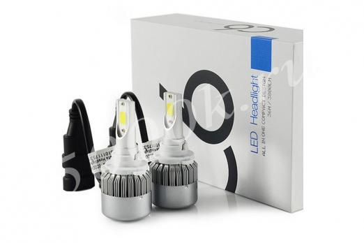 LED лампа HB4 C6