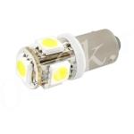 Светодиодная лампа T4 5led 12v