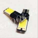 Светодиодная лампа T10 2led 5w 12v